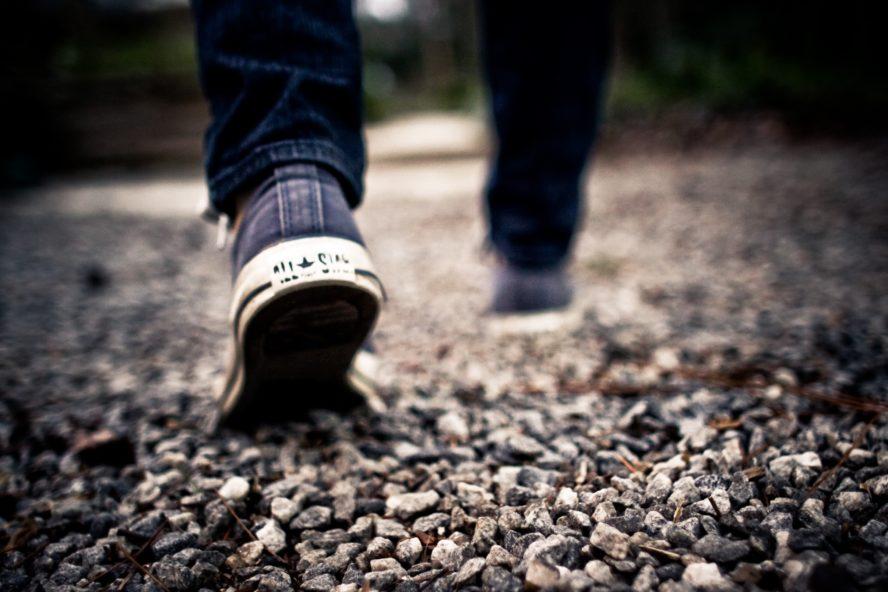 missioon tõusta jalgadele